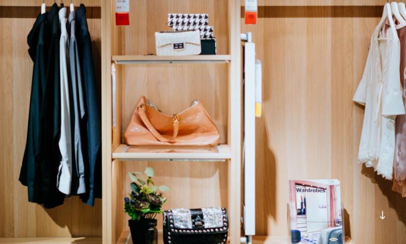 7 dicas fáceis para organizar o roupeiro